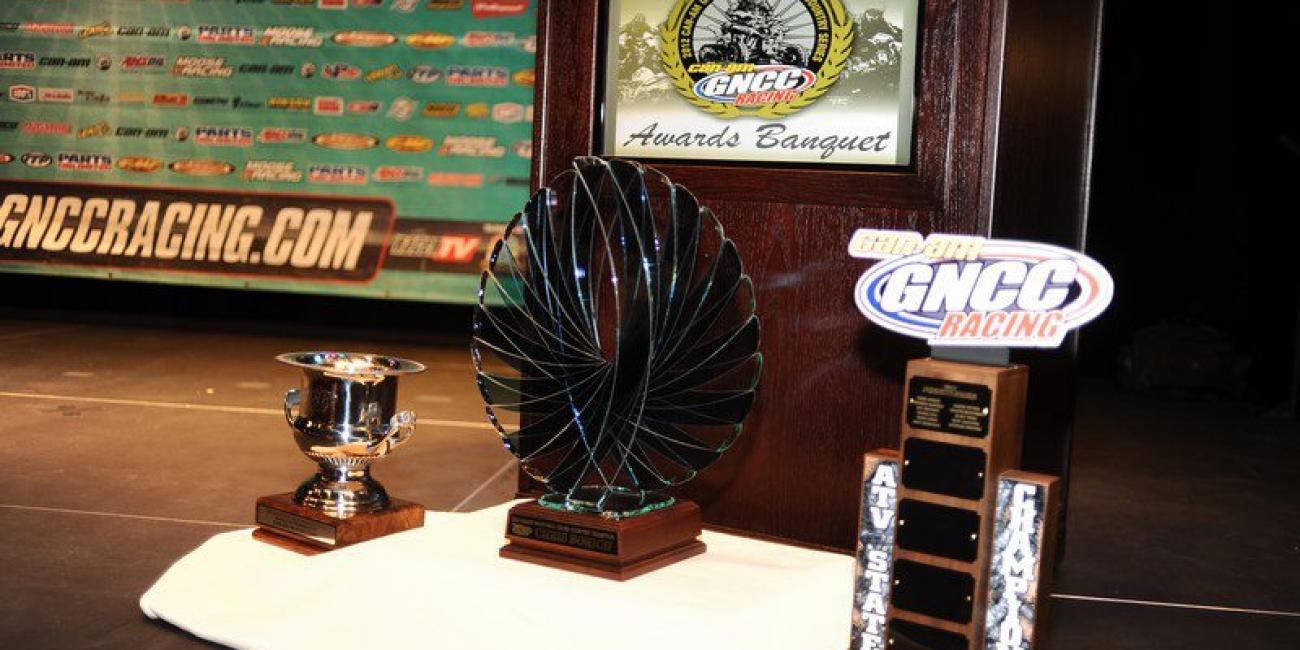 GNCC Awards Top Racers & Sponsors