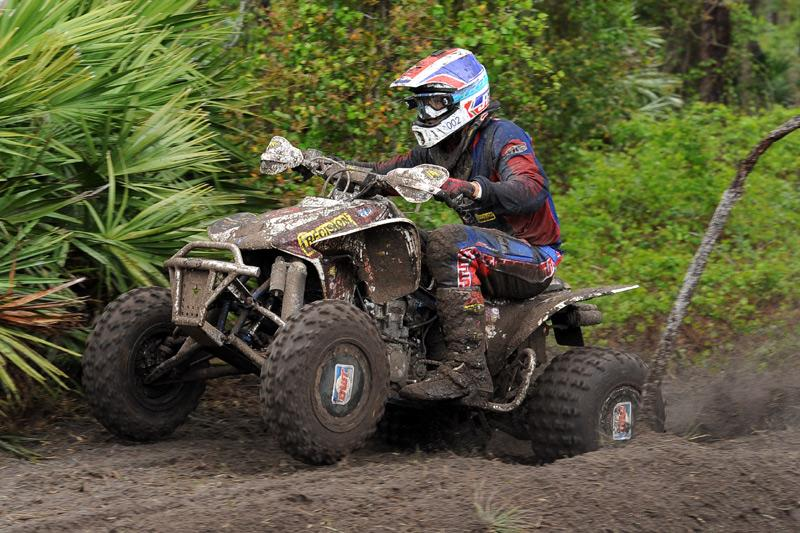 Adam McGill too second at River Ranch in 2012