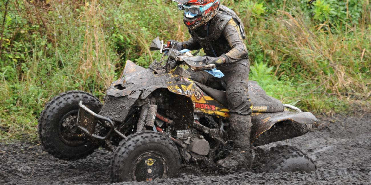 Borich Looks to Defend His Title at This Weekend's GNCC Opener