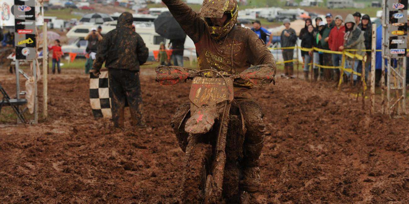 DuVall Wins Rocky Mountain ATV/MC Mammoth GNCC