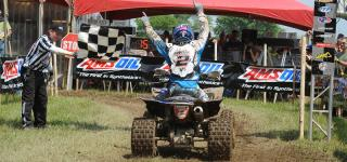Fowler Claims His First Victory of the Season at Limestone 100 GNCC