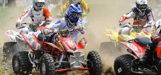 Borich Leads ATV Pros into Round 8 of the AMSOIL GNCC Series This Weekend