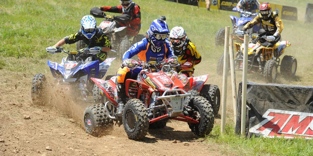 Adam McGill Takes the Victory at Parts Unlimited Mountaineer Run GNCC
