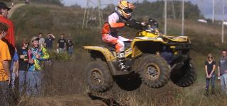 Video Report - Round 12 Power Line Park ATVs
