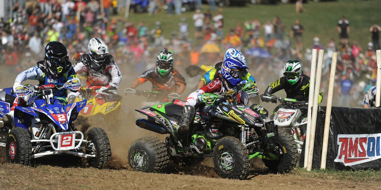 2013 AMSOIL GNCC Series Concludes This Weekend With 19th Annual AMSOIL Ironman GNCC in Indiana