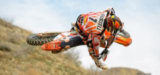 Video - Behind the Scenes of the Factory FMF/KTM Team Photo Shoot