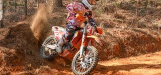 Mullins Dominates Sandlapper National Enduro