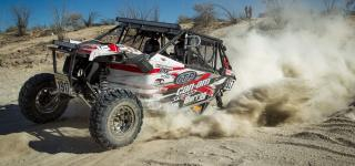 Burnett Pilots Can-Am Maverick to San Felipe 250 Win