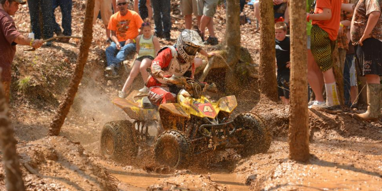 GNCC Series Heads to The Dunlop Limestone 100
