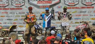 Fowler Captures the Win at Mountaineer Run GNCC