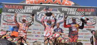 Russell Dominates Mountaineer Run GNCC