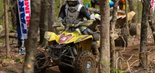 Video Report: Limestone 100 ATVs