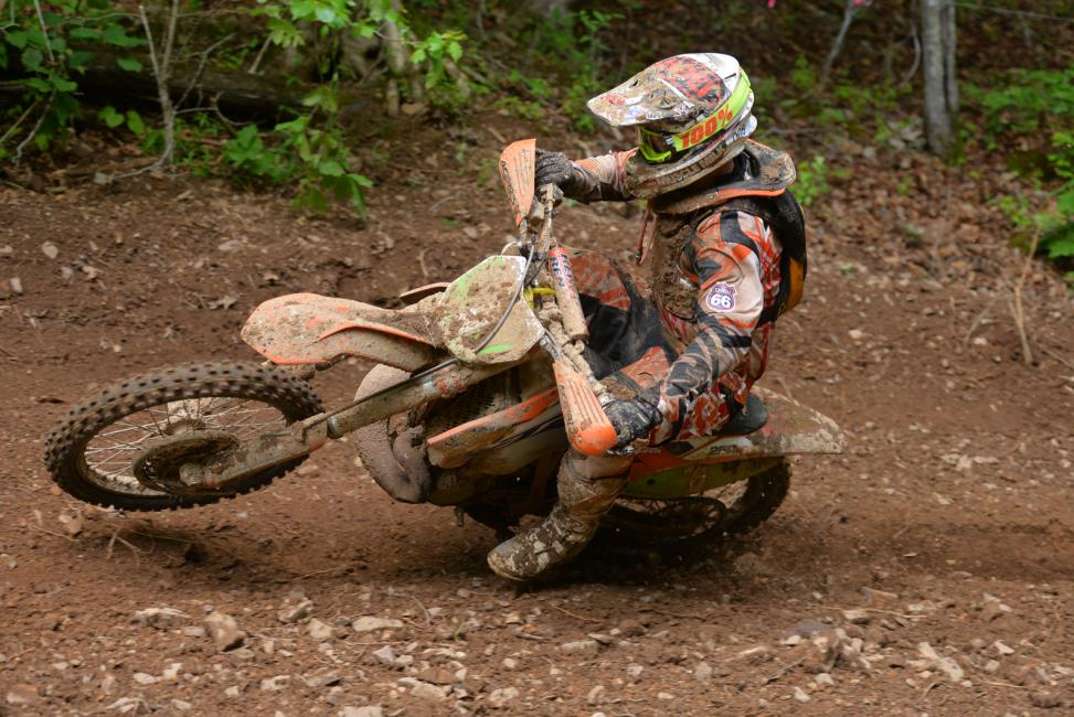 Grant Baylor secured another win in the XC2 Pro Lites class
