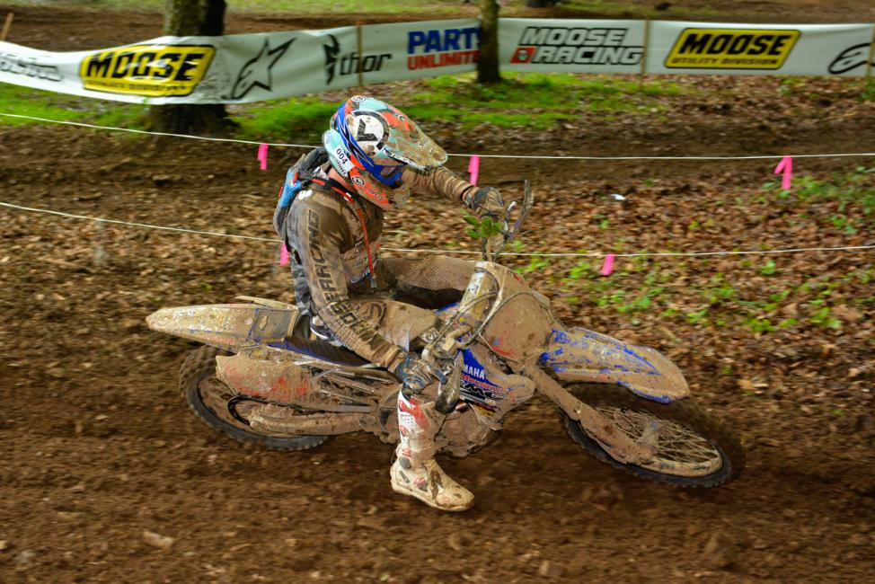 Strang finished fourth overall at Round 6
