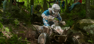 Chris Borich Holds the Points Lead Heading to John Penton GNCC