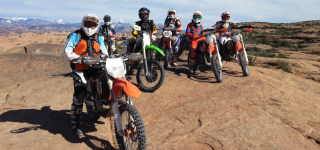 Rocky Mountain ATV/MC Ticket to Ride: The Steiner's Tackle The Moab