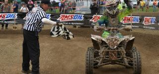 N-Fab AmPro Yamaha Teammates Sweep XC1 and XC2 at Unadilla