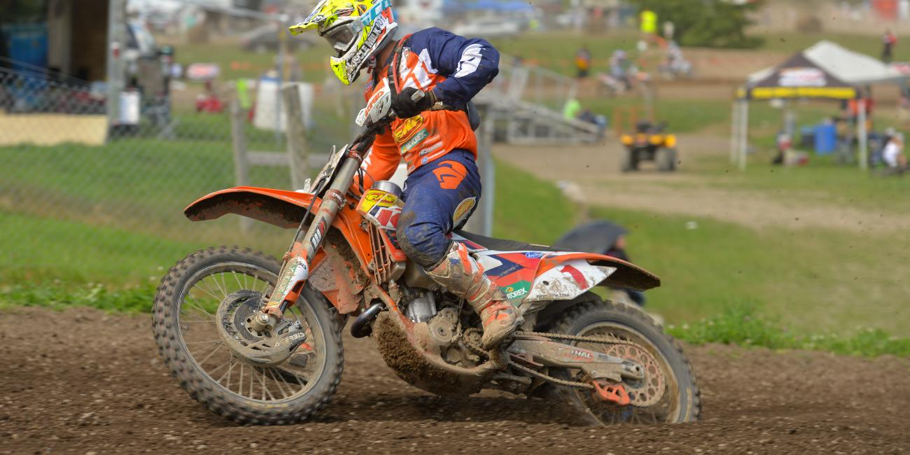 Russell Looks to Wrap Up Second Straight GNCC Championship
