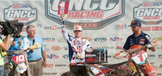 Kailub Russell Clinches National Championship With 5th Straight Victory at Car-Mate Mountain Ridge GNCC