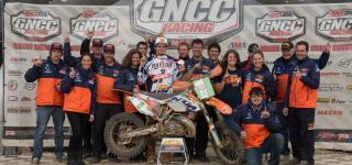 Strang Captures His First Win of the Season at ITP Powerline Park GNCC