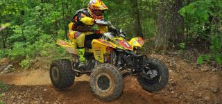 Borich and Fowler Go Head-to-Head at GNCC Finale