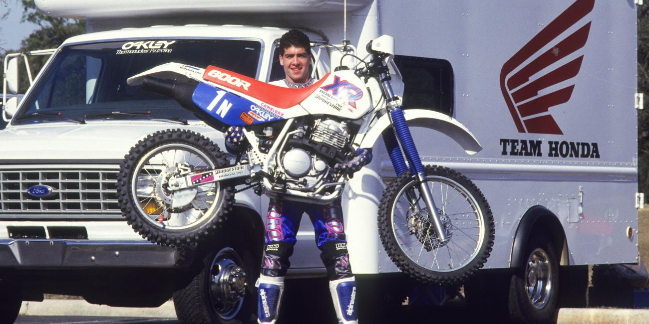 GNCC Congratulates Five-Time Champion Scott Summers on Hall of Fame Induction
