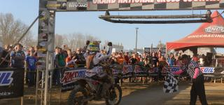 Russell Wins Ironman On a KTM 150 Two-Stroke