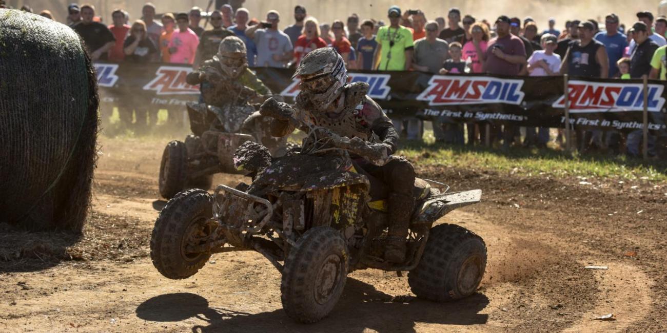 Video Report: Ironman ATVs