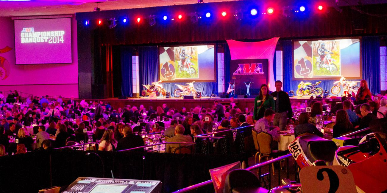 GNCC Racers Earn Highest Competitive Honors at the 2014 AMA Championship Banquet