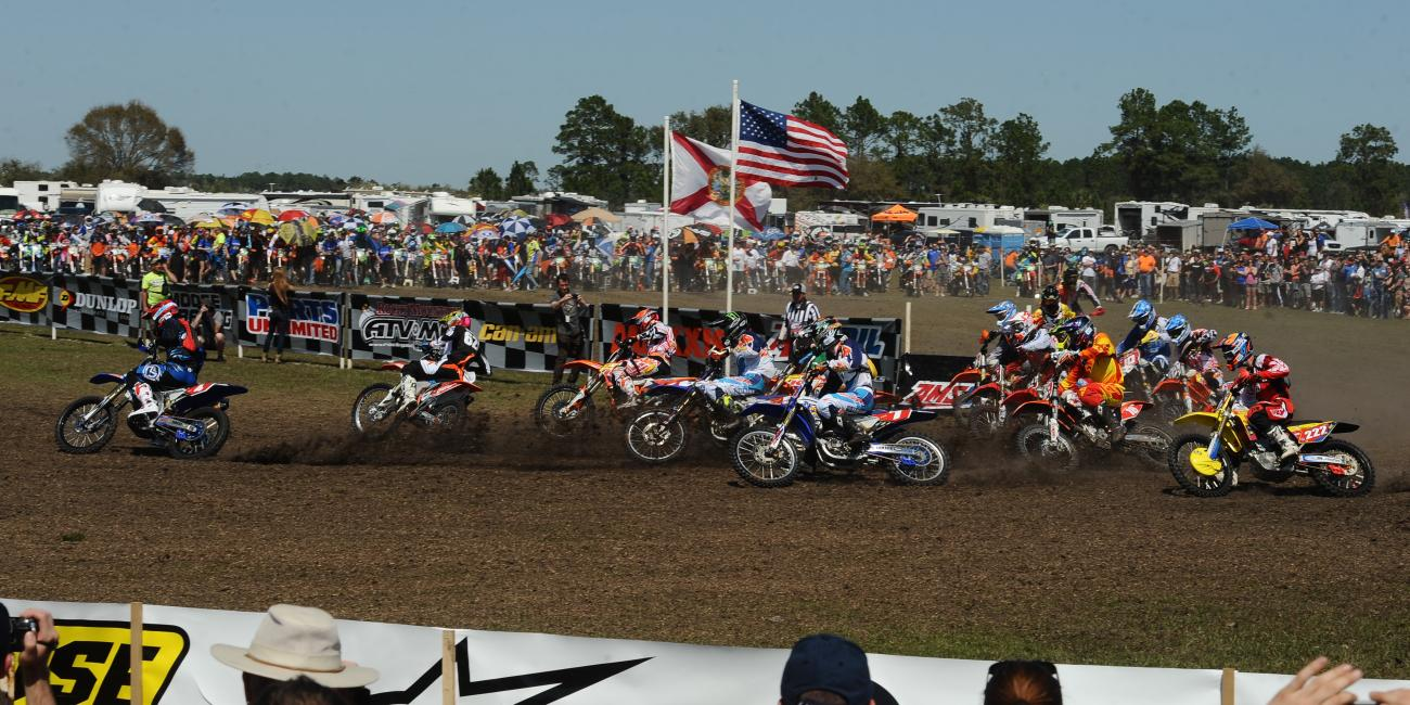 AMSOIL GNCC Series Kicks Off This Weekend in Florida Alongside Daytona Bike Week Festivities