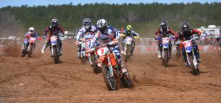 Russell Makes it Two-in-a-Row at The Maxxis General GNCC