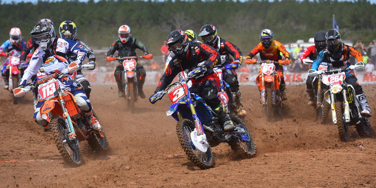 Kailub Russell Looks For Three-in-a-Row at Sunday's Steele Creek GNCC