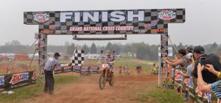 Russell Captures Fourth Win of The Season at Big Buck GNCC