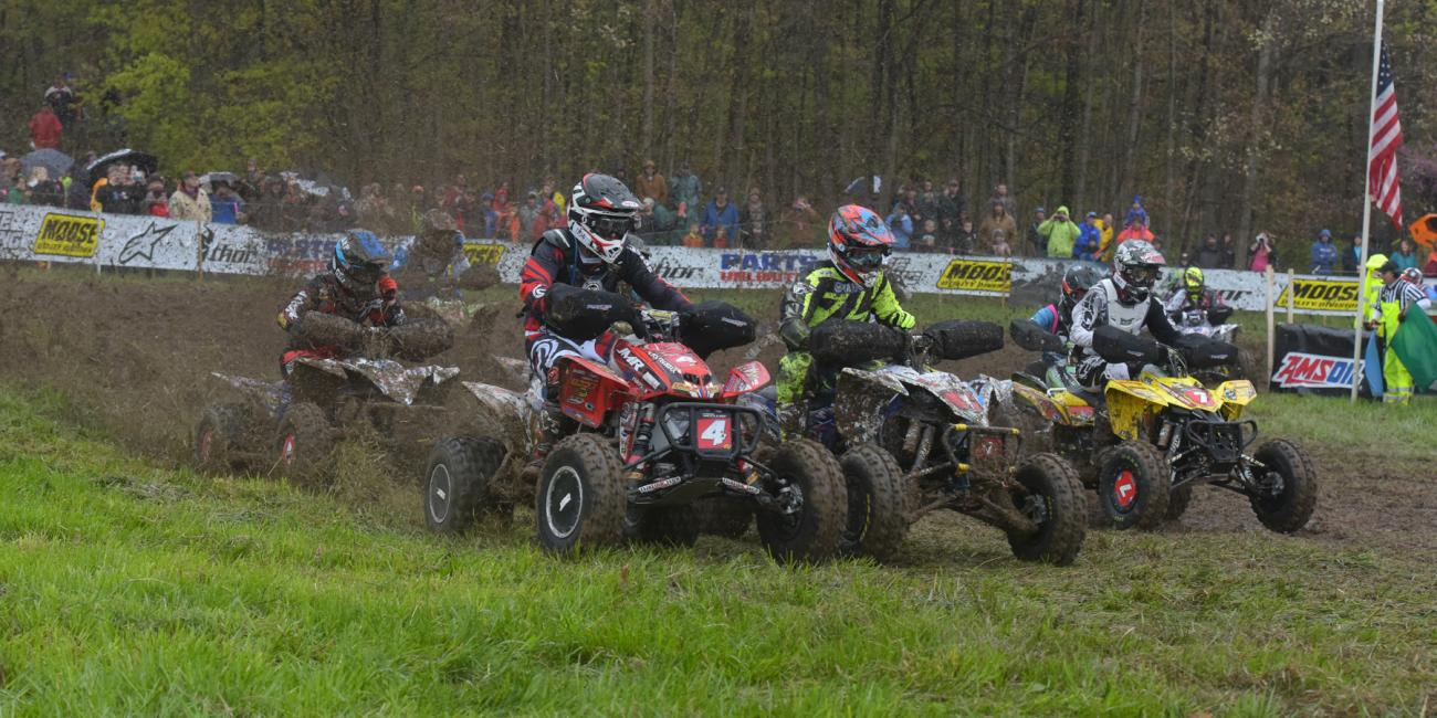 Bithell Claims The Win At A Muddy Limestone 100 GNCC