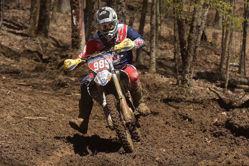 Rocky Mountain ATV*MC/KR4/FAR Race Report: DuVall Captures Podium Finish