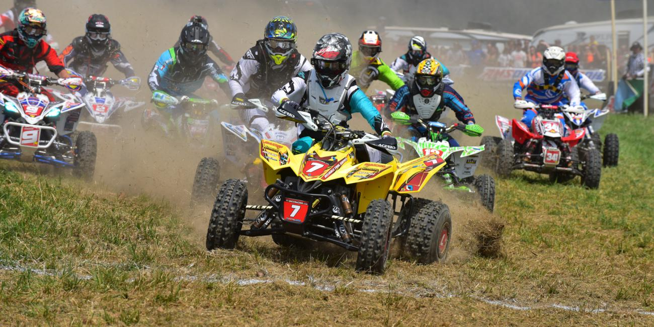 Walker Fowler Looks to Earn Fourth Victory at Rocky Mountain ATV/MC Mountaineer Run GNCC