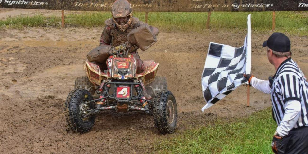 Video Report: Snowshoe ATVs