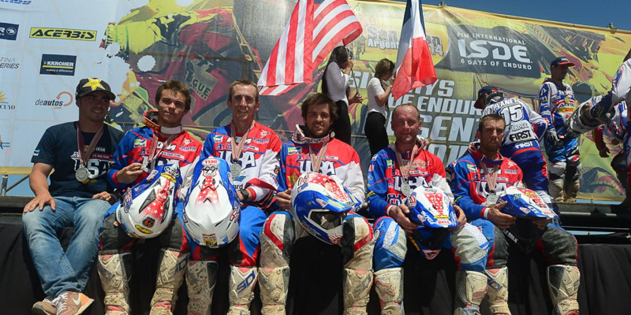 Stay Up To Date On The 2015 ISDE