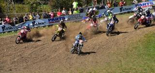 Husqvarna Sweeps XC1 Podium at Parts Unlimited GNCC with Strang, DuVall and Sipes