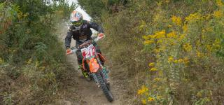 Russell Crowned 2015 GNCC and National Enduro Champion