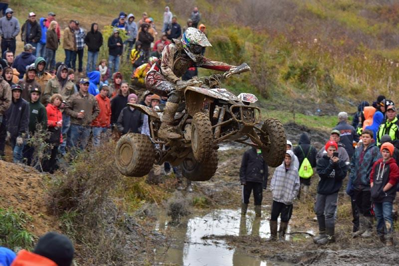 how to get into atv racing