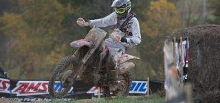Strang, Duvall and Baylor Look to Fill the Podium Heading into Season Finale at AMSOIL Ironman GNCC