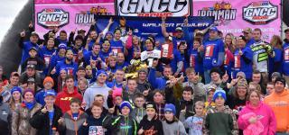 Fowler Captures 2015 GNCC Championship at Ironman
