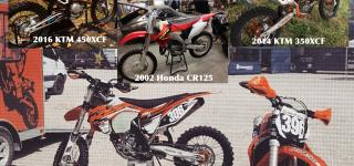 Stolen Bikes at Ironman GNCC
