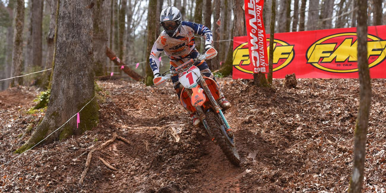 GNCC Racing Extends Partnership with FMF