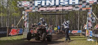Fowler Picks Up Where He Left Off by Claiming Overall Victory at Moose Racing Wild Boar GNCC