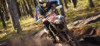 Strang Takes Overall Win at Season Opener Moose Racing Wild Boar GNCC