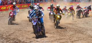 Russell Comes Out On Top with FMF Steele Creek GNCC Overall Win