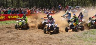 Fowler Extends Points Lead with FMF Steele Creek GNCC Win