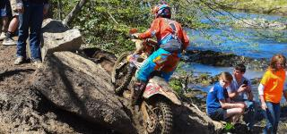 Kailub Russell Looks To Earn Second Victory at VP Racing Fuels Big Buck GNCC